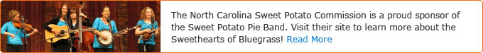 Sweet Potato Pie Band