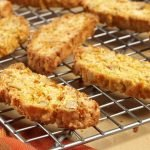 Sweet Potato Biscotti