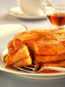 Melba's Sweet Potato Pancakes