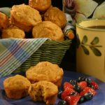 Sweet Potato Banana Muffins