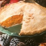 Old-Fashioned Sliced Sweet Potato Pie