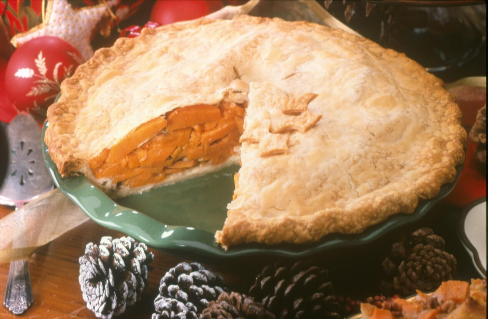Old Fashioned Sweet Pie Crust