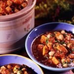 Caribbean Sweet Potato Crockpot Stew