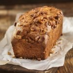 Sweet Potato Maple Pecan Quick Bread