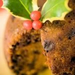 Sweet Potato Christmas Pudding