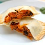 Sweet Potato Chorizo Hand Tarts
