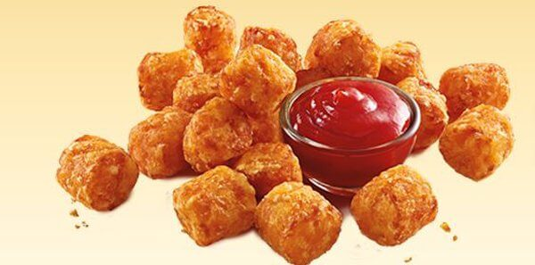Sonic's Sweet Potato Tots: A Review