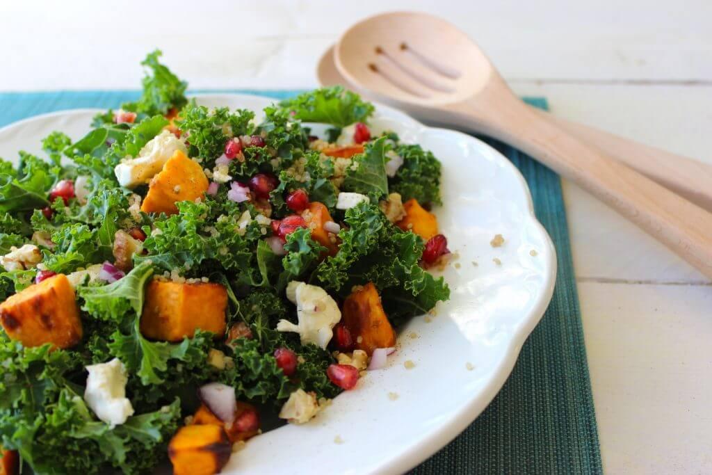 Kale & Quinoa 1