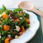 Kale & Quinoa Sweet Potato Salad