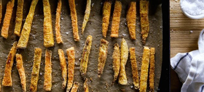 Say Hello to Sweet Potato Perfection: Tips for the Perfect Fries
