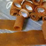 Sweet Potato Pie Fruit Leather