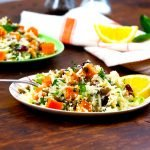 Sweet Potato & Cauliflower Tabbouleh