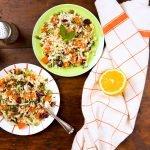 Sweet Potato & Cauliflower Tabbouleh