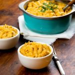 Sweet Potato & Sage Mac n' Cheese