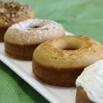 Oven Baked Sweet Potato Pie Doughnuts