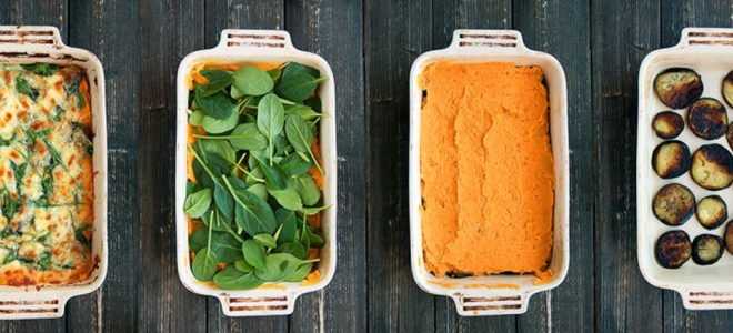 Why We Dig Sweet Potato Lasagna