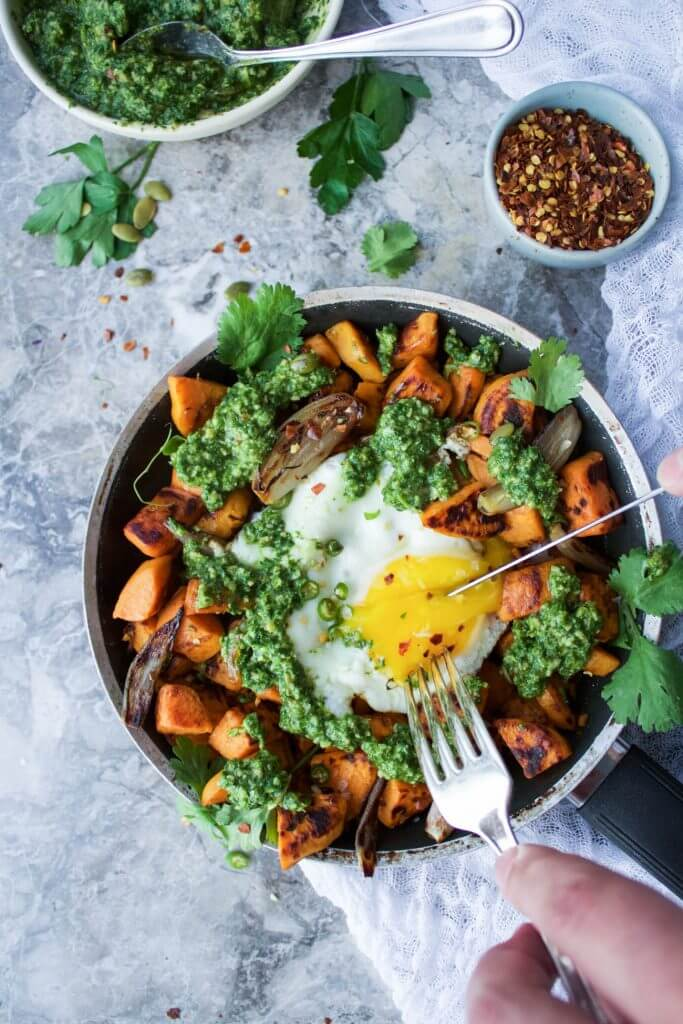 spicy-sweet-potato-hash-with-caramelized-shallots-pepita-chimichurri-7-of-8