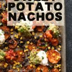 Southwestern Sweet Potato Nachos
