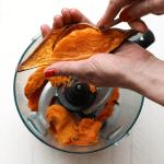 Sweet Potato Skillet Brownies