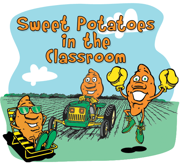 Sweet Potatoes in the Classroom